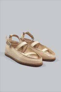 Half-Measures-Flatform-Sandal-Natural-Front45F