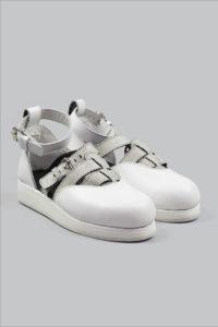 Half-Measures-Cutout-Sandal-White-FrontFRA