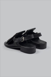 Half-Measures-Fringe-Sandal-Black-BackFRA