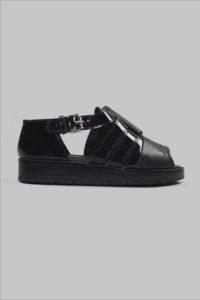 Half-Measures-Peel-Back-Sandal-Black-SideFRA